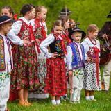 Image: 27th International Festival of Children's Folk Ensembles FESTIVAL OF THE CHILDREN OF MOUNTAINS