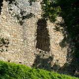 Image: Ruins of the Royal Castle in Lanckorona