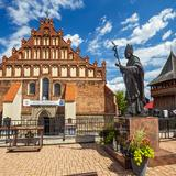 Image: Basilica of St. Nicholas the Bishop in Bochnia - Sanctuary of Our Lady of the Rosary