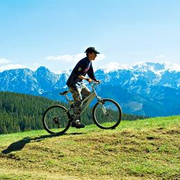 Image: Bike Parks in the Małopolska region – a paradise for cyclists
